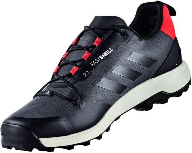 adidas TERREX Fastshell Low Shoes Herren utility blackcore blackenergy